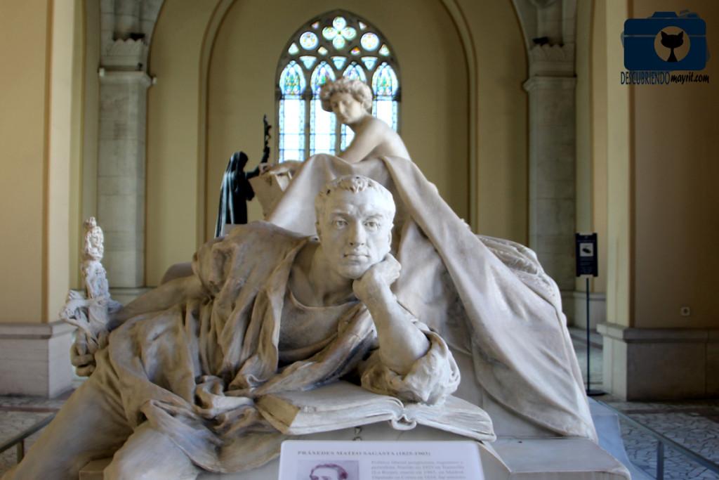 Panteón de Hombres Ilustres - Descubriendo Mayrit