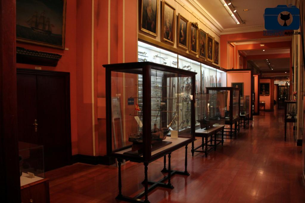 Museo Naval - Descubriendo Mayrit