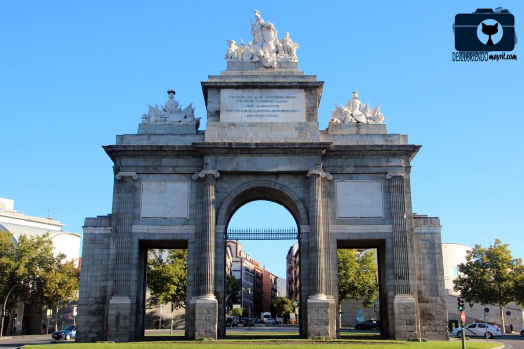 Puerta de Toledo - Descubriendo Mayrit