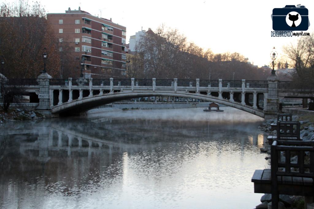 Puente de la Reina Victoria - Descubriendo Mayrit