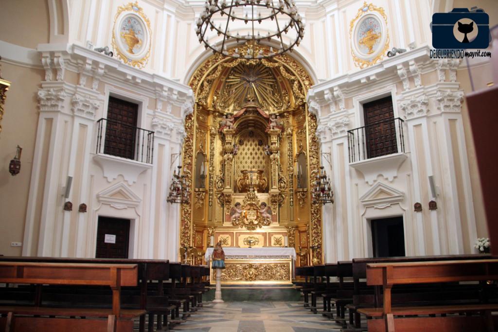 Ermita de la Virgen del Puerto - Descubriendo Mayrit