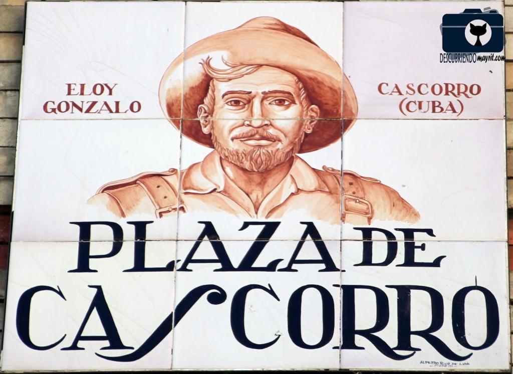 Plaza de Cascorro - Eloy Gonzalo - Descubriendo Mayrit