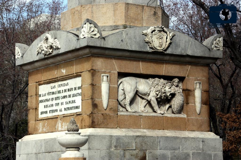 Monumento a los Caídos por España - Obelisco del Dos de Mayo - Descubriendo Mayrit