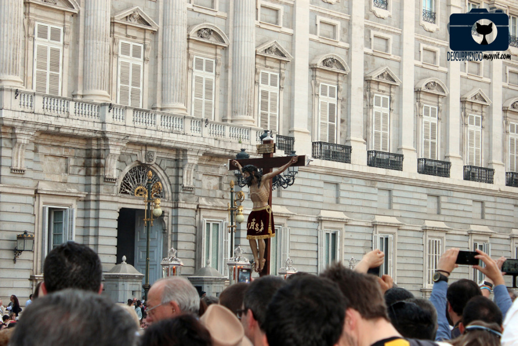 Semana Santa Madrid 2016 - Descubriendo Mayrit