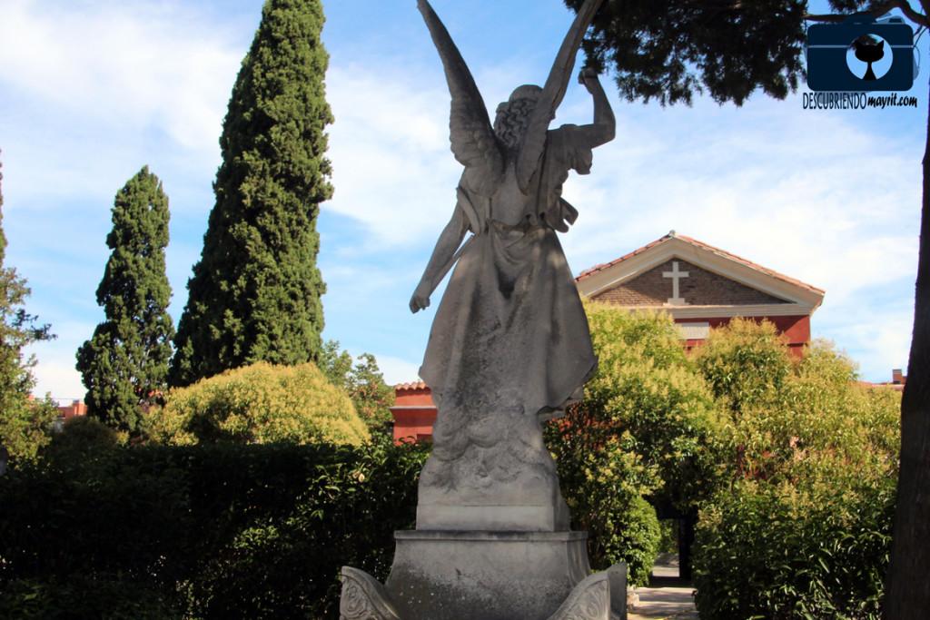 Cementerio de los Ingleses - Descubriendo Mayrit