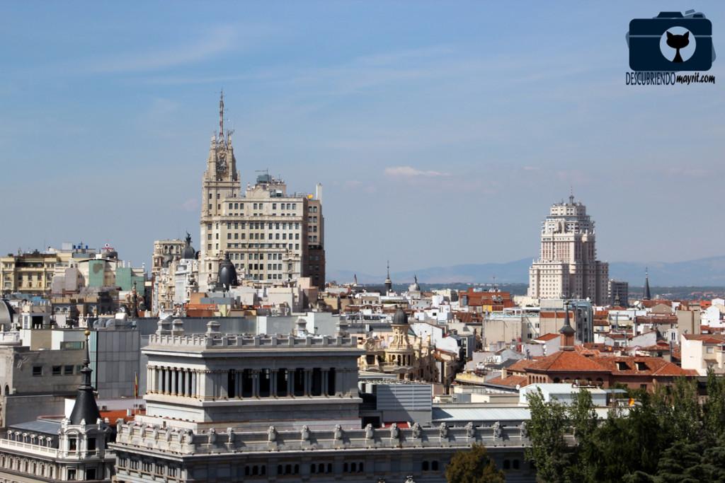 Mirador del Palacio de Cibeles - Descubriendo Mayrit