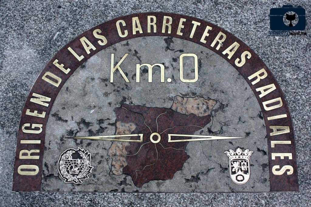 Kilómetro 0 - Descubriendo Mayrit
