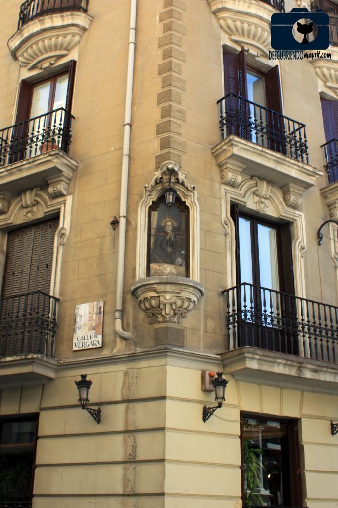 Virgen Rinconera - Descubriendo Mayrit