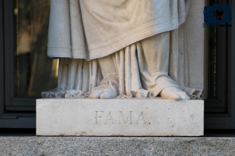 Alegorias del Museo del Prado - Descubriendo Mayrit