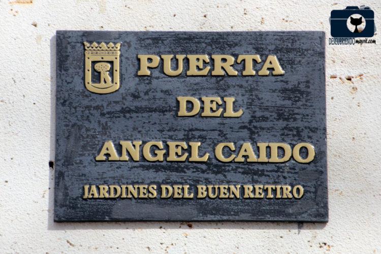 Puertas de El Retiro - Descubriendo Mayrit