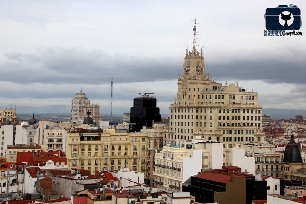 Gran Vía de Madrid - Descubriendo Mayrit