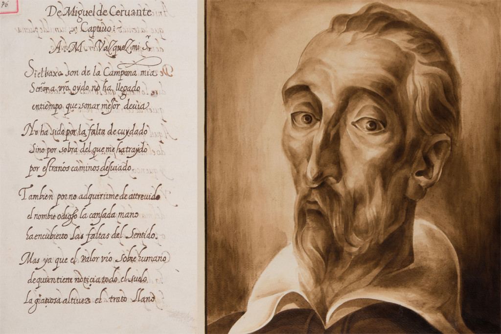 Miguel de Cervantes - Descubriendo Mayrit