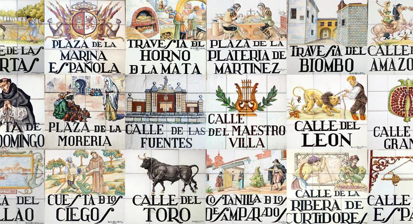 Calles de Madrid - Alfredo Ruiz de Luna - Descubriendo Mayrit
