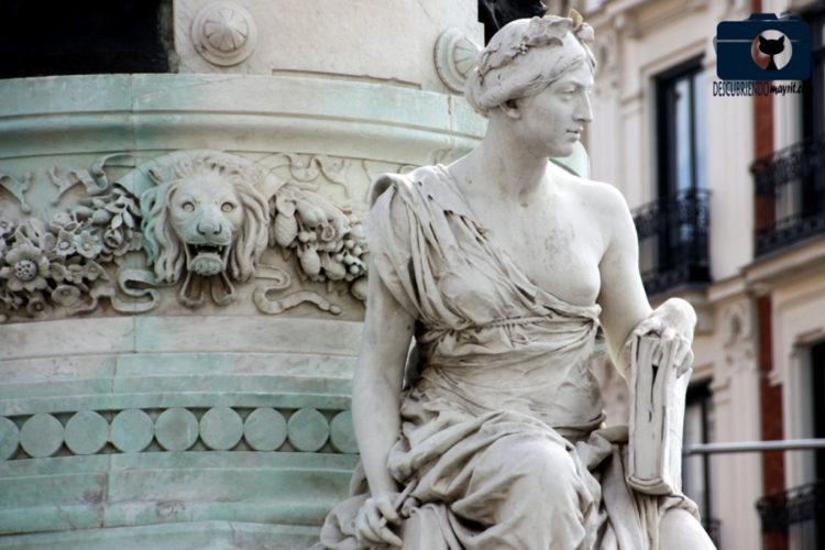 María Cristina de Borbón - Descubriendo Mayrit