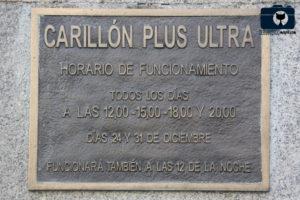 Carillón Plus Ultra - Descubriendo Mayrit