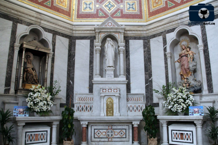 Parroquia de San Manuel y San Benito - Descubriendo Mayrit