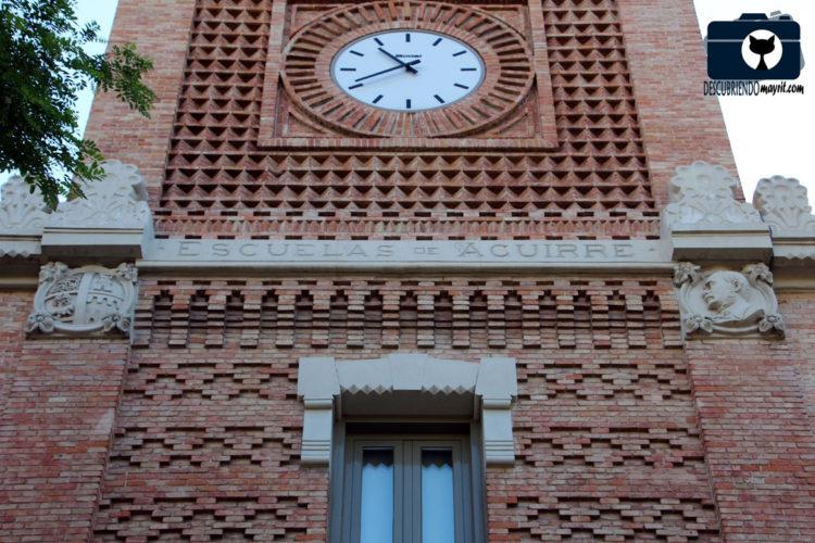 Escuelas Aguirre - Casa Árabe - Descubriendo Mayrit