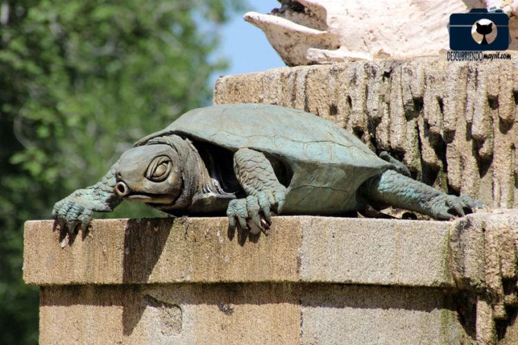 Fuente de los Galápagos - Descubriendo Mayrit