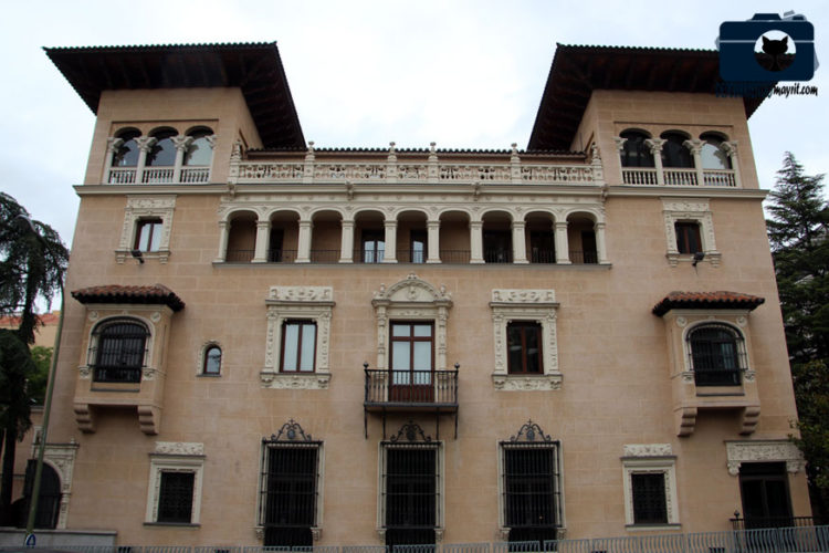 Palacio de Bermejillo - Descubriendo Mayrit