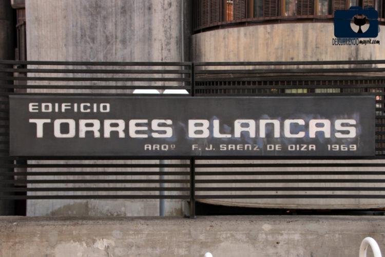 Torres Blancas - Descubriendo Mayrit