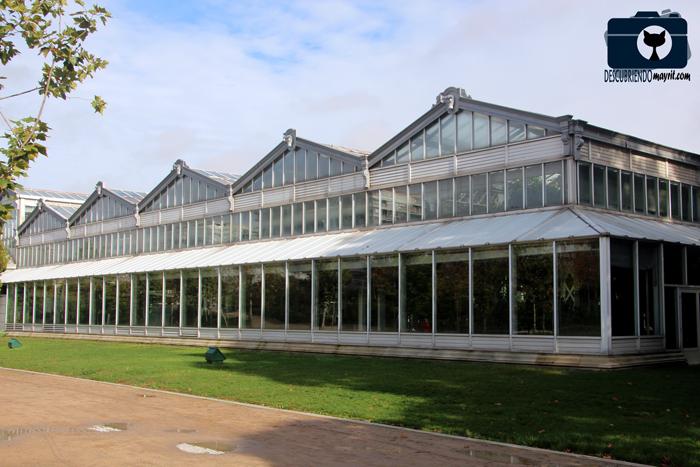 Palacio de Cristal de la Arganzuela - Descubriendo Mayrit