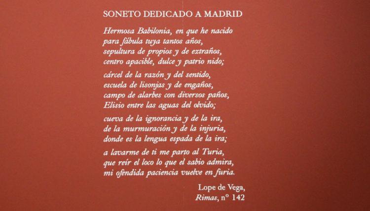 Frases de Madrid - Descubriendo Mayrit