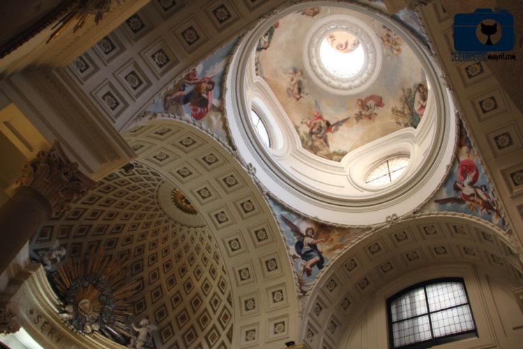 Oratorio del Caballero de Gracia - Descubriendo Mayrit