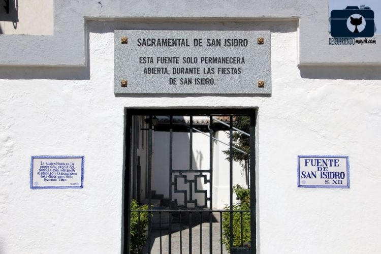 San Isidro Labrador - Descubriendo Mayrit