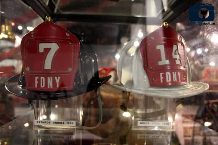 Museo de Bomberos - Descubriendo Mayrit