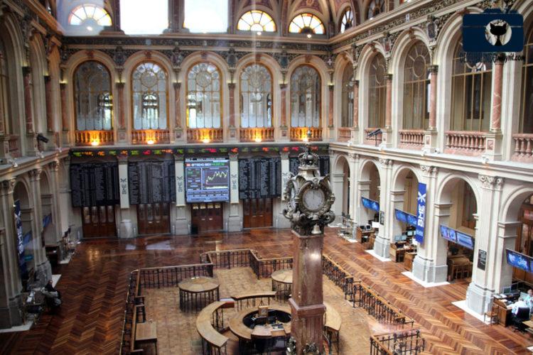 Palacio de la Bolsa - Descubriendo Mayrit