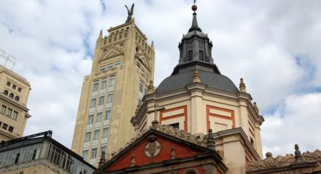 Edificio de la Unión y el Fénix Español - Descubriendo Mayrit
