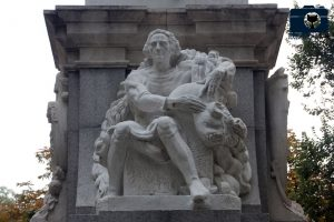 Monumento a Cuba - Descubriendo Mayrit