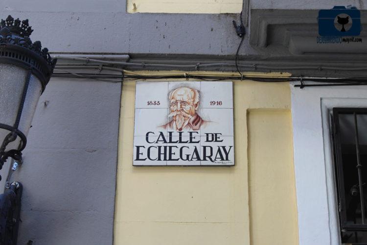 Jose Echegaray - Descubriendo Mayrit