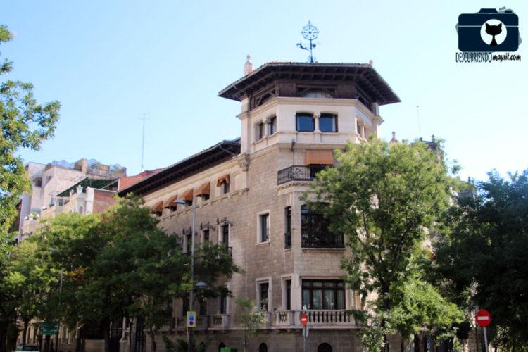 Casa Garay - Descubriendo Mayrit