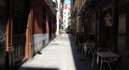 Calle de Alvarez Gato - Descubriendo Mayrit