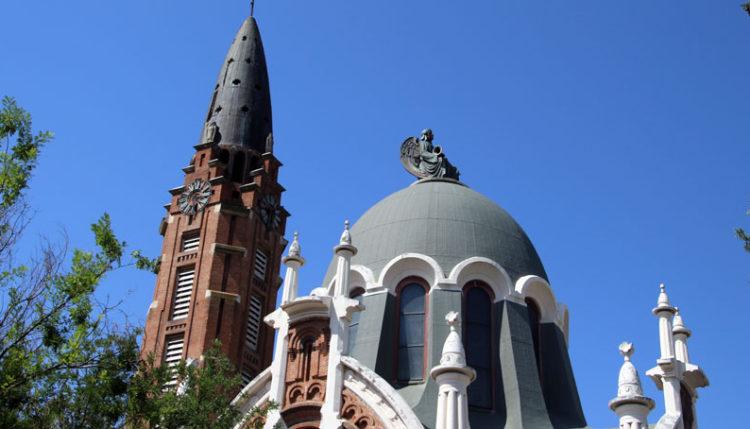 Cementerio Civil de Madrid - Descubriendo Mayrit
