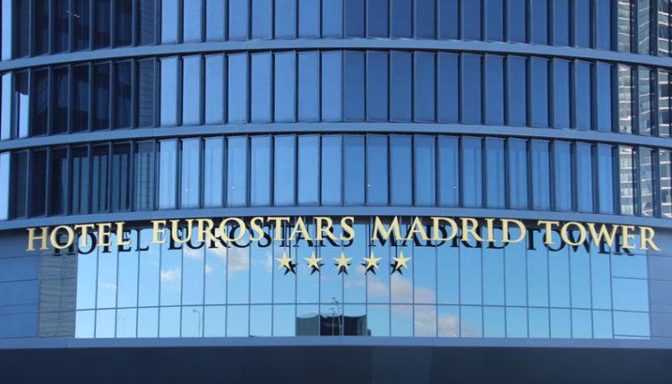 Eurostars Madrid Tower - Descubriendo Mayrit