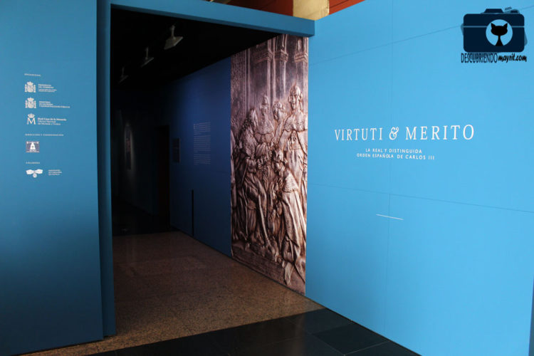 Virtuti et Merito - Carlos III - Descubriendo Mayrit
