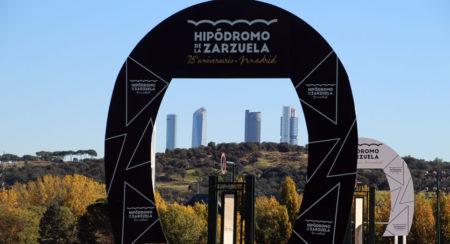 Hipódromo de la Zarzuela - Descubriendo Mayrit