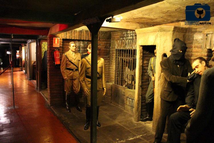 Museo de Cera de Madrid - Descubriendo Mayrit