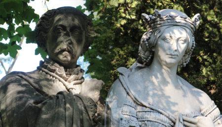 Isabel II y Francisco de Asis - Descubriendo Mayrit