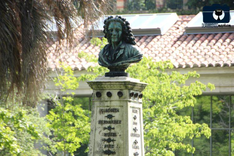 El otro Jardín Botánico - Descubriendo Mayrit